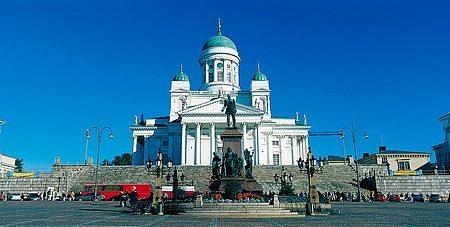 Helsinki. La culla del design