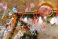 Rosa Piccante ai mercatini di Natale