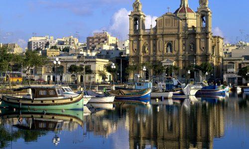 In viaggio a Malta
