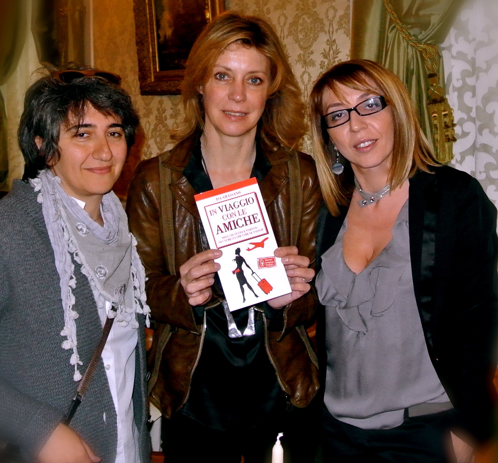 Margherita Buy, Lucrezia Argentiero e Isa Grassano