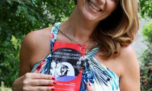 Interviste vip: A tu per tu con Irene Vella