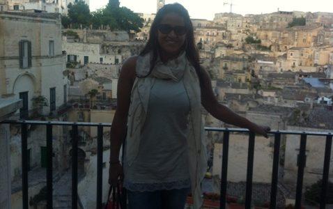 In viaggio con Karima Ammar