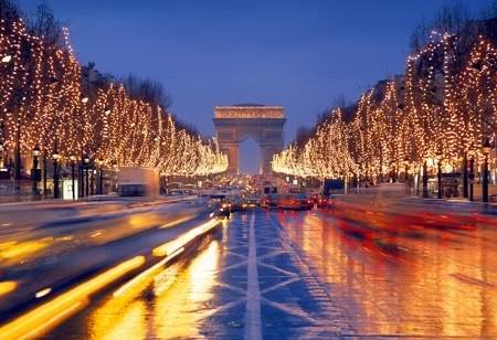 Parigi a Natale