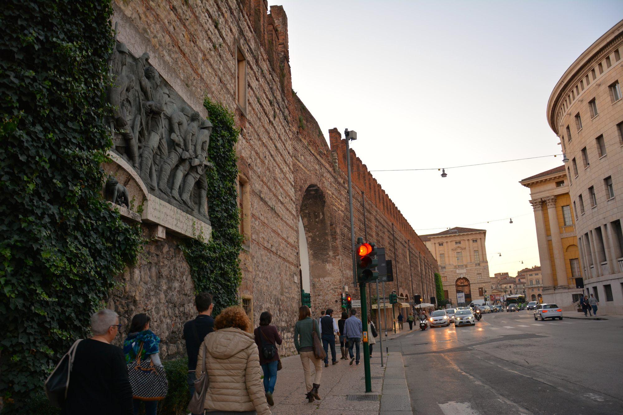 Passeggiando a Verona
