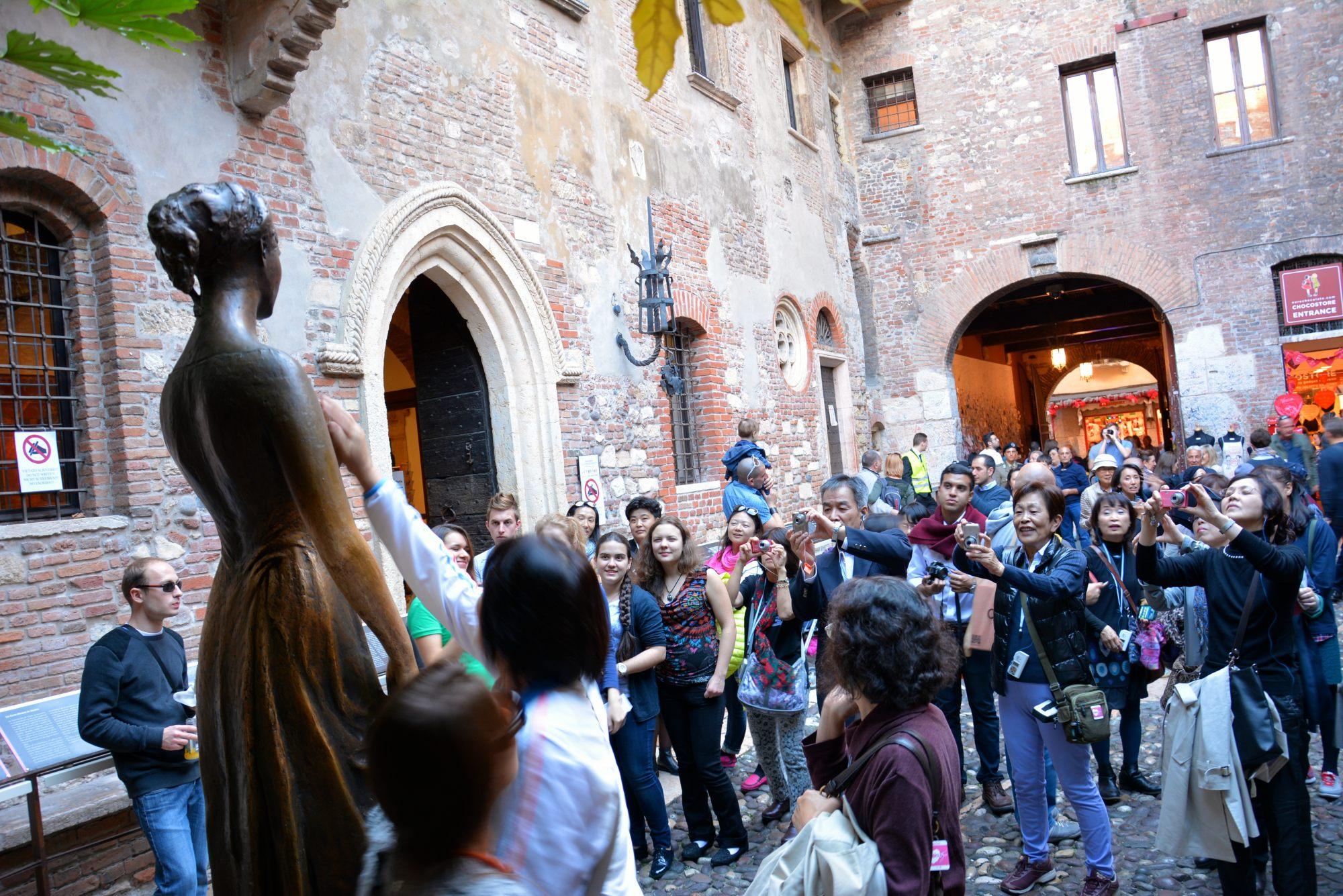 Chiostro di Giulietta a Verona
