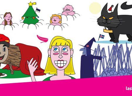 Le 10 tradizioni di Natale più strane in giro per il mondo