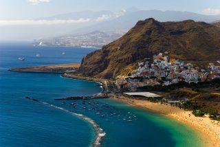 Gran Canaria - Tenerife beach