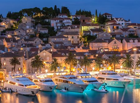 Hvar la Madeira dell'Adriatico