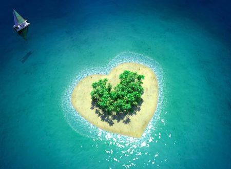 """Le isole da """"vivere"""" con le amiche"""