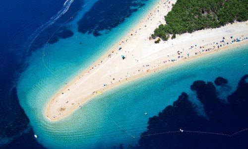 Le spiagge da sogno, a portata di mano