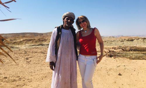 In Egitto, nel Parco Nazionale di Wadi El Gemal