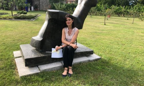 Tra l'arte open air del Friuli