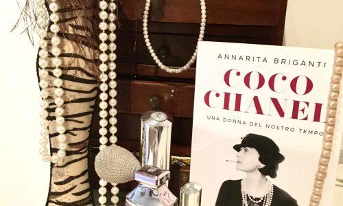 Coco Chanel, la bellezza nell'aria