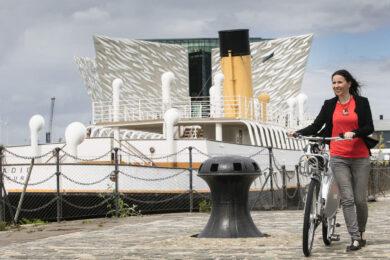 """""""SoundYard"""", a fine anno una nuova installazione sonora sul Maritime Mile di Belfast"""